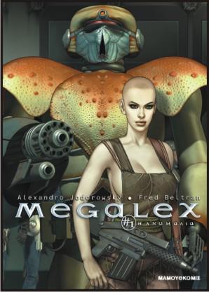 Μέγκαλεξ 01 - Η ανωμαλία