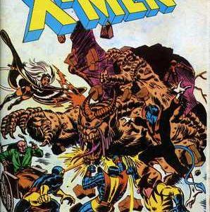 X-MEN 01 - (ΑΡΧΕΙΟ ΜΑΜΟΥΘΚΟΜΙΞ)